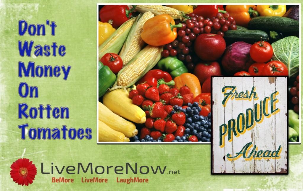 keep produce fresh